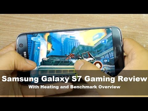 Samsung Galaxy S7 Exynos : Gaming Review, Benchmarks & Heating Overview | Guiding Tech