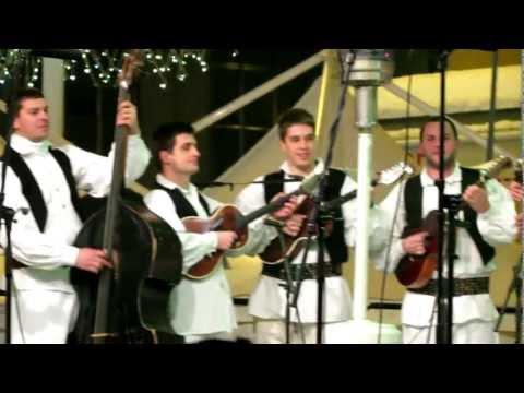 Zagreb Tamburitza Xmas Music 13.12.12