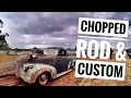 Chopped Rod & Custom 2016