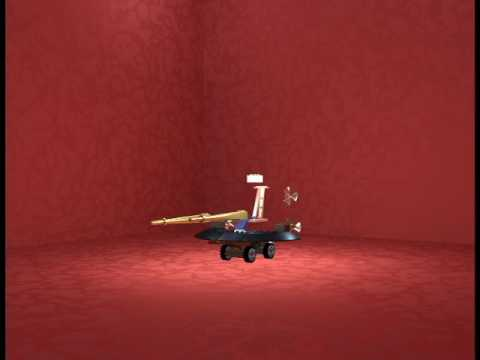 Max Benedict lego animation