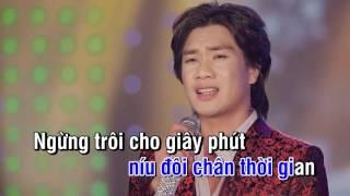 Karaoke - Chuyến tàu Hoàng hôn - Dương Sang