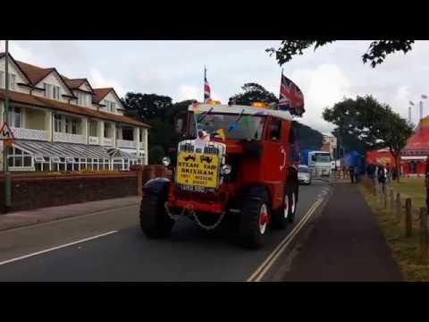 Torbay Steam Road Run 2016