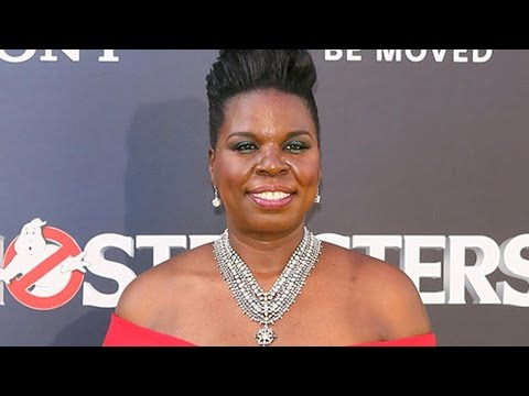 Leslie Jones Nude Photos Leaked After Vicious Hacking Attack