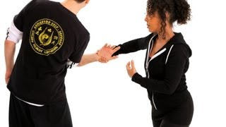 How to Escape a Wrist Hold | Self-Defense