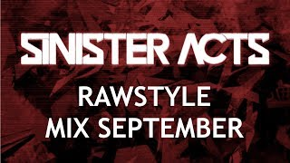 Rawstyle Mix September 2017