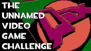 The Unnamed Video Game Challenge - Qix (NES)