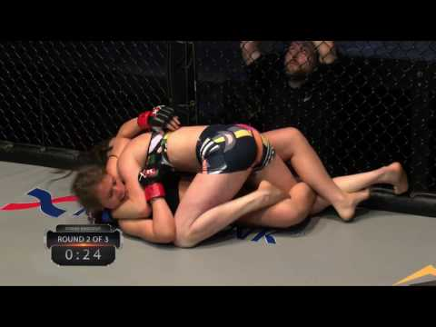 Dominique Gonzales vs Julie Cancelloni Xtreme Knockout TV