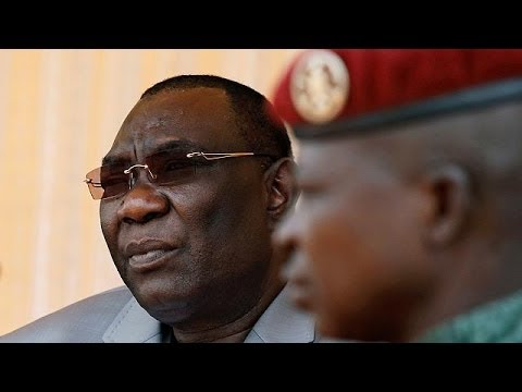 Central African Republic President resigns