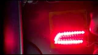 Подсветка в катафоты (отражатель) в бампере