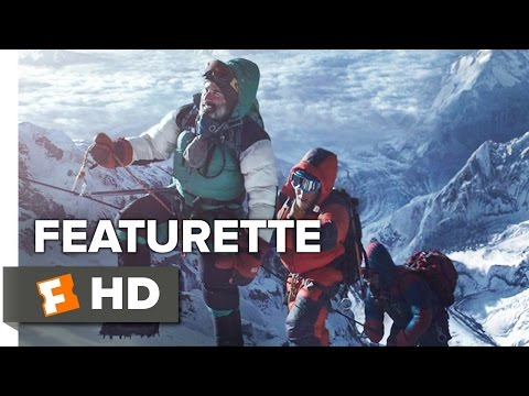 Everest Featurette - Rob Hall (2015) - Jake Gyllenhaal, Elizabeth Debicki Movie HD