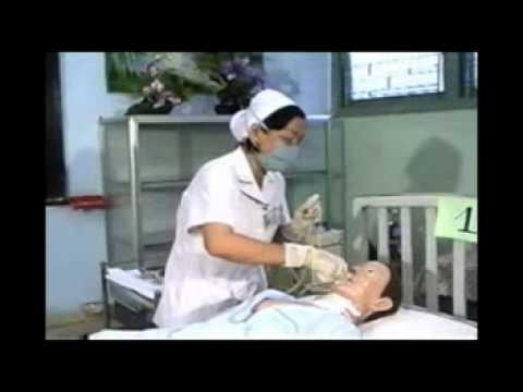 7..Săn sóc Bệnh nhân Tai biến - Hút Đàm Nhớt (2)