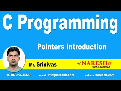 Introduction To Pointers | C Language Tutorial