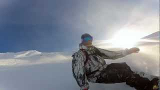 GoPro: Mike Basich – Alaskan Snow Day