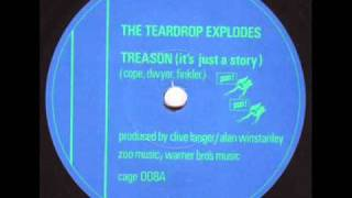 the teardrop explodes (treason).wmv