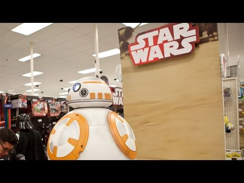 Force Friday: Star Wars 'Unboxes' at a Store Near You