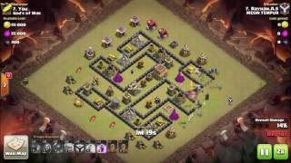 New TH8 War Base BOMB TOWER 2017 ¦ Anti 3 Star + Replays Proof¦ Clash of Clans