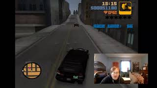 """GrandTheft Auto III Let's Play 100% Walkthrough Phone Mission First One """"Turismo"""" (2001)"""