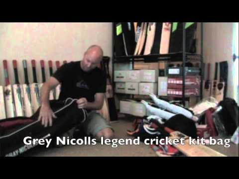 Gray Nicolls legend cricket bag and whats in my own kit bag as well by  cricket store online d091a97143acc