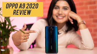 OPPO A9 2020 Review: Hopelessly Flawed!