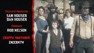 SECRET Ending Credit Cutscenes in Red Dead Redemption 2