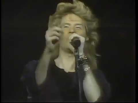 Hall & Oates with The Temptations, Mick Jagger & Tina Turner ~ Live Aid 1985 (FULL)