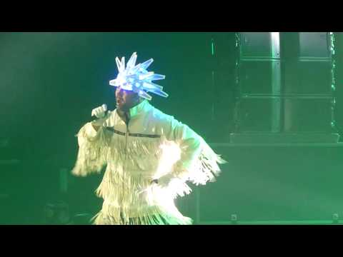 Jamiroquai - The Kids - live @ Hallenstadion in Zurich 11.01.2018