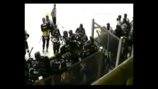 nottingham panthers 09 10 hockey fights vol 1 eihl nhl ahl lnah uhl