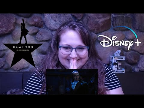 Hamilton | Official Trailer | Disney+ (2020) Reaction | Watchin' It All