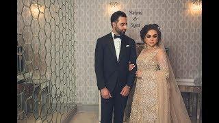Walima Highlights of Naima & Syed
