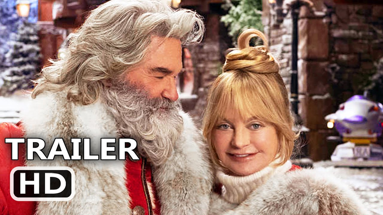Download THE CHRISTMAS CHRONICLES 2 Trailer Teaser (2020) Kurt Russel Movie