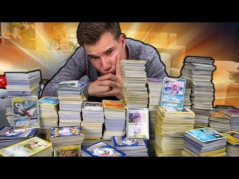 Wir sortieren Karten! Pokémon TCG Stream 🧐