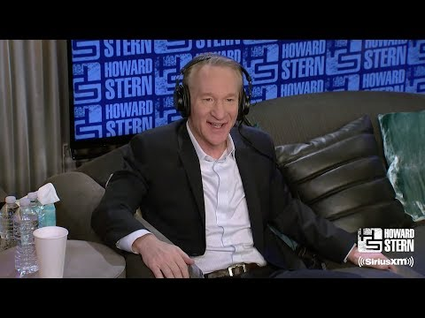 """This Week On Howard: Bill Maher, Sal's """"Dad,"""" and Benjy's Wild Stunt"""