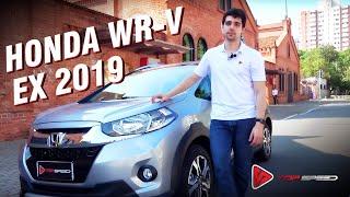 Avaliação Honda Wr-V Ex 1.5 Cvt 2019 | Top Speed