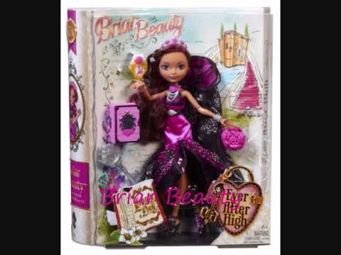 Bonecas De Ever After High Ever After High Dolls Youtube