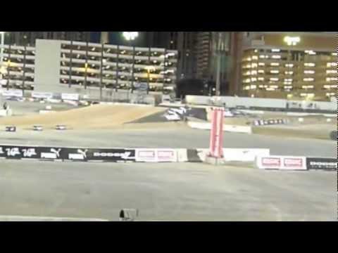 Las Vegas Convention Center - Las Vegas, Nevada - Global Rallycross racing action!