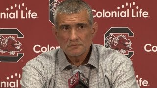 Frank Martin Post-Season Press Conference - 4/25/17