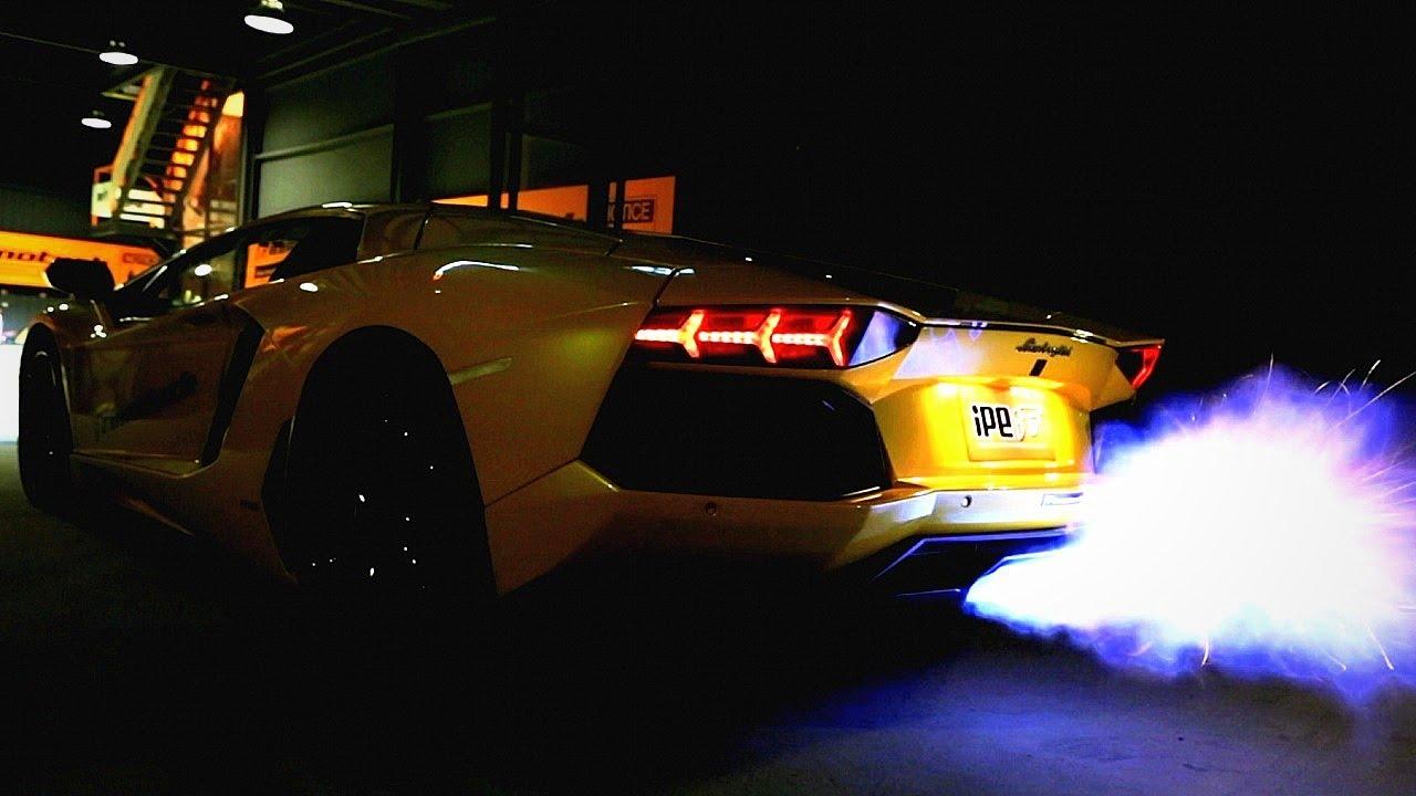 Lamborghini Aventador LP700 4 LOUD REVVING 1080p HD