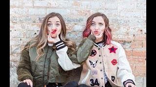Brooklyn and Bailey Funniest and cutest behind the scenes | Sister relationship goals
