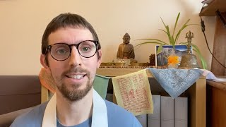 How to become a light in the darkness – Buddhist teachings with Prajnaketu