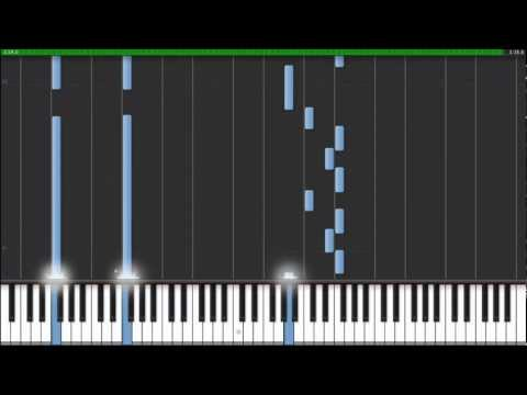 *HD* Shake It Out - Florence andthe Machine - Piano Tutorial