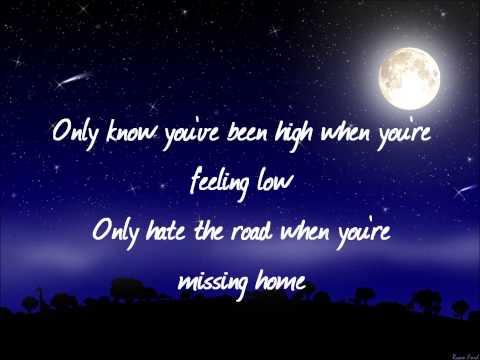 ღ Let Her Go- Passenger (Lyrics on screen) ღ