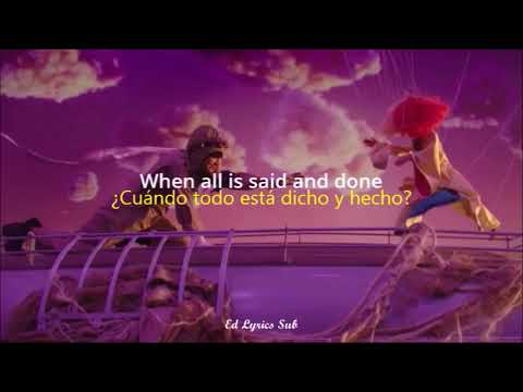LSD - Thunderclouds Ft Sia, Diplo, Labrinth (Lyrics Video)/ Español