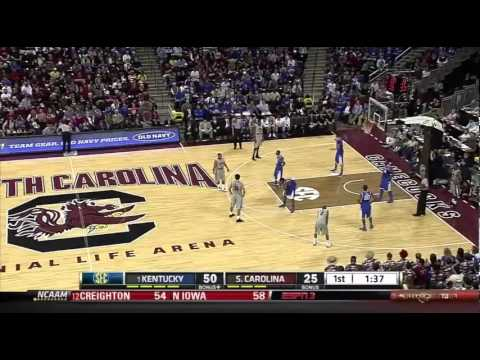 Kentucky At South Carolina 2 4 2012 Youtube