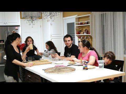 Heghineh Family Vlog #72  Տոները Վերջացան  Heghineh Cooking Show in Armenian