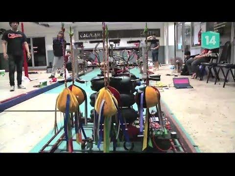 อัพเดททีมกันเกรา ตัวแทนประเทศไทย แข่งหุ่นยนต์นานาชาติ - วันที่ 25 Aug 2018