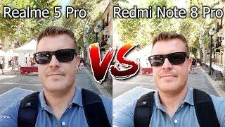 Redmi Note 8 Pro Vs Realme 5 Pro Camera Comparison - Trading Blows!