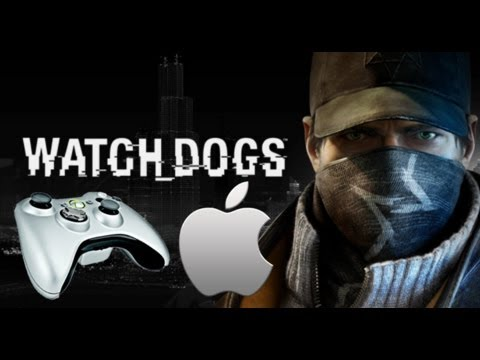 Watch Dogs - First 20min Gameplay - on Apple iMac