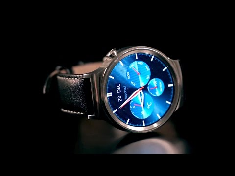 Top 5 LG G Watch R Android Wear Watch Faces + Bonus