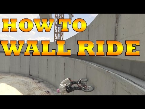GTA 5 BMX - HOW TO WALL RIDE SIDEWAYS (BMX TUTORIAL)