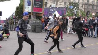 13 Лисиц Танцы Крещатика 2 2017